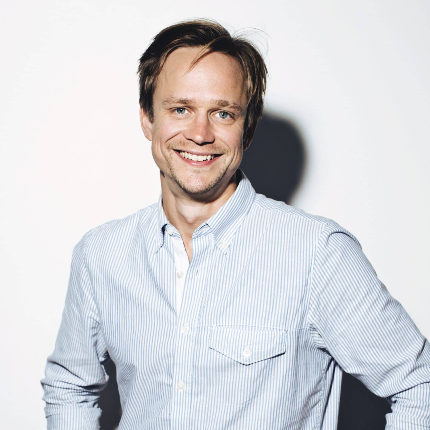 Johan Andersson, Managing Director