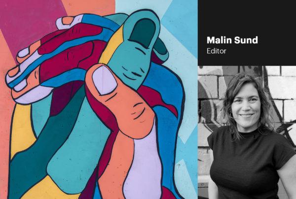 Malin Sund on diversity